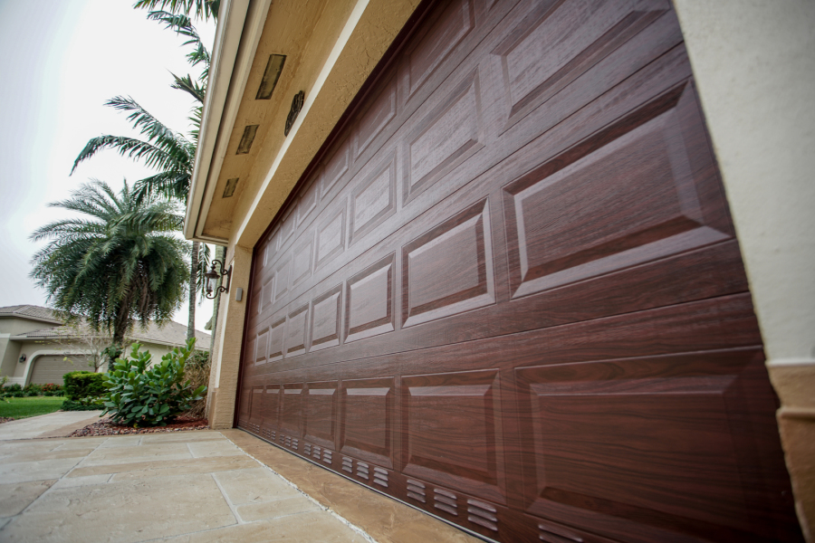 World S Strongest Garage Doors Double Car Door
